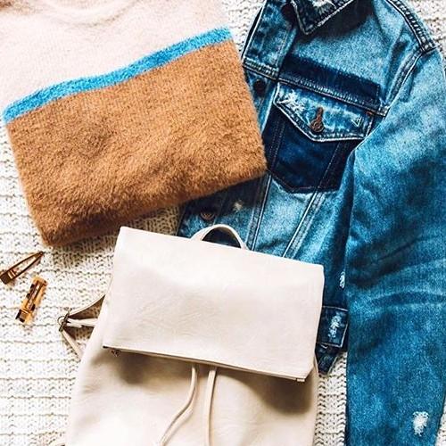 Denim jackets & sweater season is almost here! 🍁 #hiddenjeans #spottedinhidden-