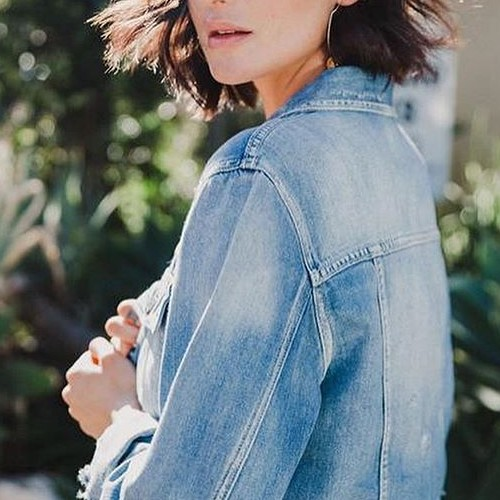 A denim jacket to complete the look 🥰 #hiddenjeans #spottedinhidden-