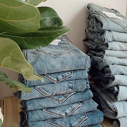 Stock up on denim while 40% off until the end of March! #hiddenjeans #spottedinhidden-
