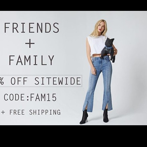 FRIENDS + FAMILY@💕 #hiddenjeans #spottedinhidden-